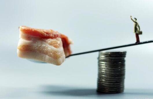 猪肉价格下跌30%后如何到达?