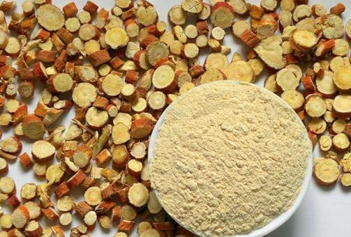 甘草的作用。摘录展示了甘草的奇妙用途。提取物在猪疾病防治中的应用。