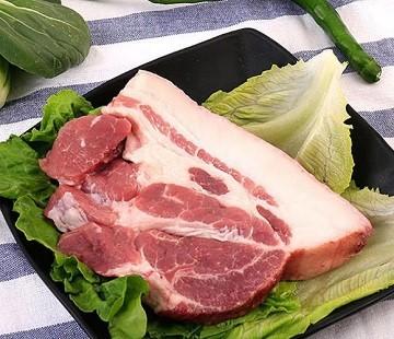 2021年3月23日全国猪肉平均批发价