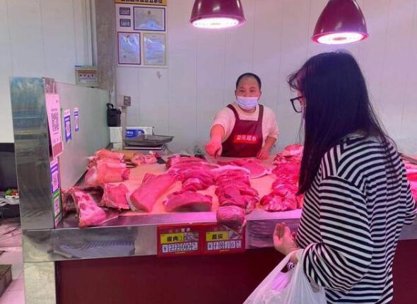 产能稳步回升,一斤猪肉降到十几块钱