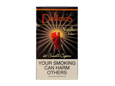 Delicias(Vanilla Filter)