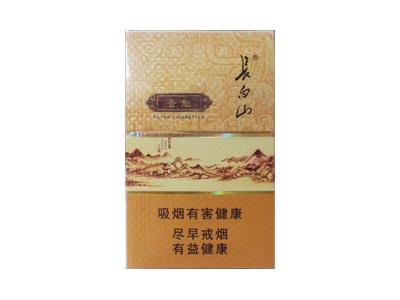 长白山(小香魁)