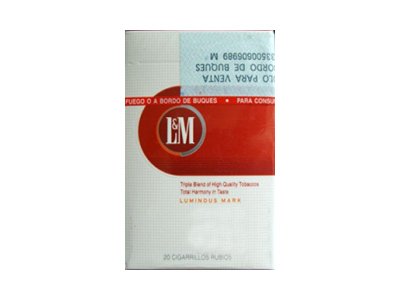L&M(硬红阿根廷含税版)