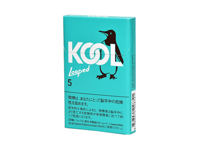KOOL(Looped 5 超细支日版)