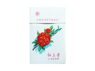 红山茶(硬白)