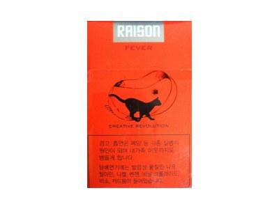 RAISON(fever korea)