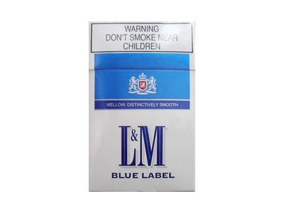 L&M(南非免税蓝版)