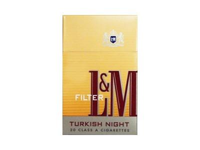 L&M(土耳其之夜科罗拉多州加税版)