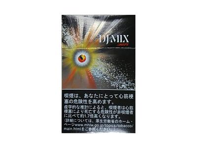 DJ Mix(陈皮爆珠日版)