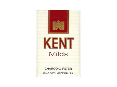 KENT(柔和碳滤嘴)