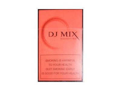 DJ Mix(Strawberry Red)