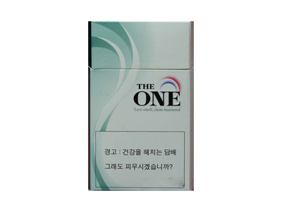THE ONE(薄荷)