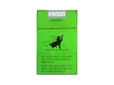 RAISON(green korea)