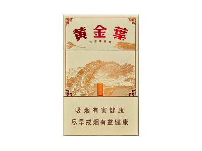 黄金叶(上河图)