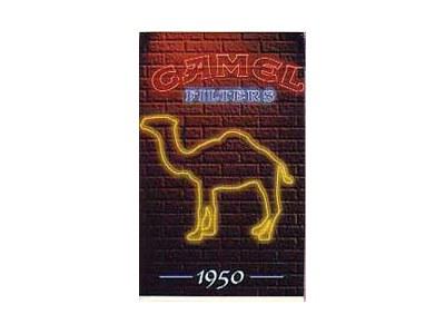 骆驼(2000限量版 100周年 1950)