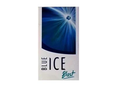 ICE(蓝莓双爆珠细支)