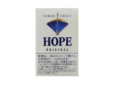 HOPE(1957日本免税蓝)
