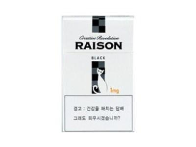 RAISON(black korea 1mg)