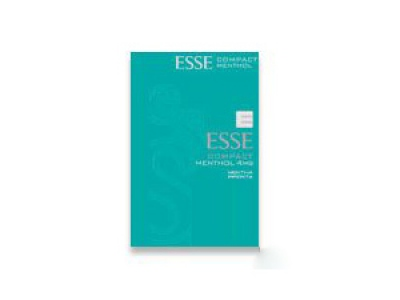 ESSE(Compact 薄荷 4mg)