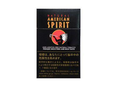 美国精神(硬黑日本免税版)