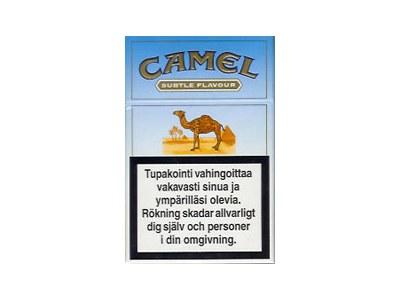 骆驼(1913 细味蓝芬兰版)