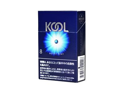 KOOL(BOOST MINT 8mg 爆珠日版)
